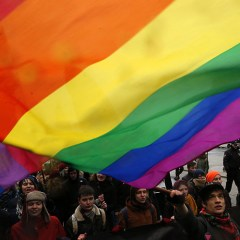 Siberian court orders company to compensate gay woman for job rejection