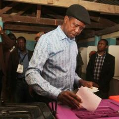 Zambia's Lungu re-elected president as rival cries foul