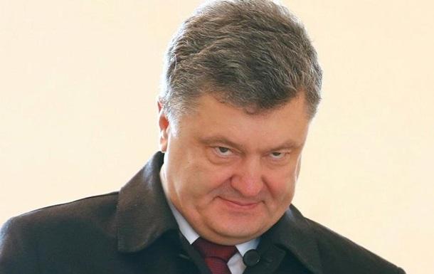 Акела промахнулся. Порошенко против Сбербанка, «Аэрофлота» и «Газпрома»