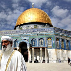 250 Palestinians travel from Gaza to AlAqsa Mosque for Friday prayers