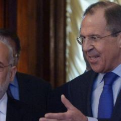 Russian, Iraqi foreign ministers discuss hostilities in Middle East
