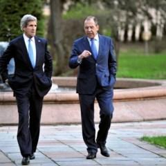 Захарова: Лавров и Керри проведут встречу 8−9 сентября