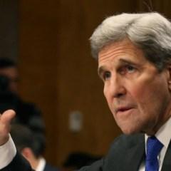 Керри: Заявления Дамаска о правительстве нацединства ничего не значат