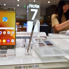Samsung to suspend Galaxy Note 7 sales after battery explosion