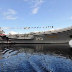 ВВС Норвегии сняли с воздуха российскую эскадру в Северном море (видео)