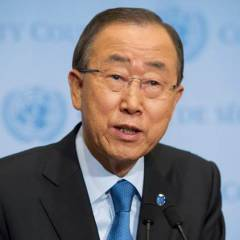 Ban Ki-moon: Reducing North Korea tensions key issue