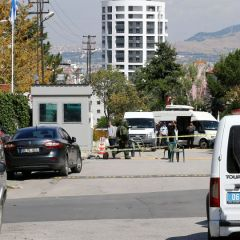 Shots fired in front of Israeli embassy in Ankara: reports