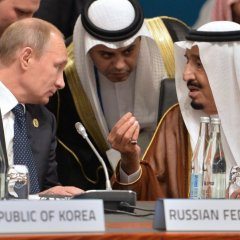9/11 Bill Could Prompt Saudi Arabia to Make a Pivot to Russia
