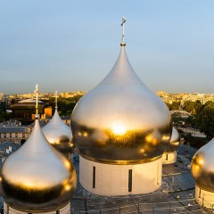 Russian Orthodox Center in Paris meant to be another Russia-France link