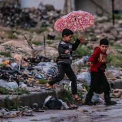 Humanitarian pause begins in Aleppo