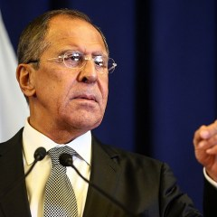 Lavrov, Kerry agree to continue consultations on Aleppo