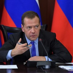 Medvedev to hold session of Presidential Council on Strategic Development