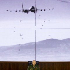 Russia ready to deliver strikes on militants moving into Syria from Iraq