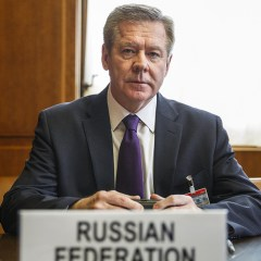 """""""Russia speaks against politicization of probe into chemical attacks in Syria"""""""