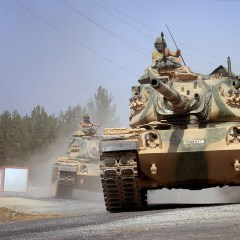Expansion of Turkey's military operation in Syria and new sanctions' put off
