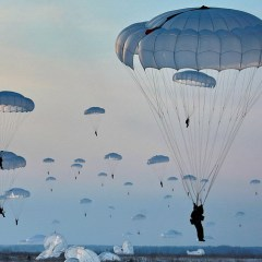 More than 150 Russian paratroopers to take part in Serbian military drills