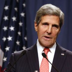 Kerry says uncertain about outcome of Hariri's support for Aoun