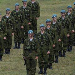 Российские десантники отправились в Африку на совместные с Египтом учения