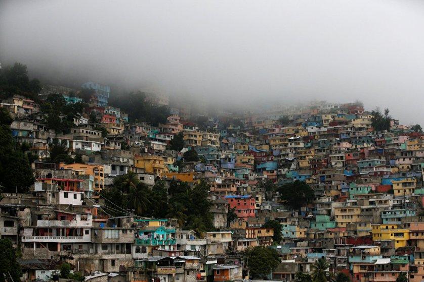 Гаити — государство в западной части острова Гаити в Карибском море и на прибрежных островах, считается одним из самых бедных в мире.