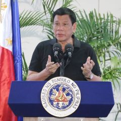 Philippine leader's Hitler remarks 'troubling' for Pentagon chief