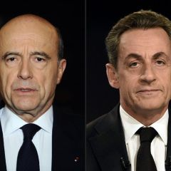 Sarkozy on defensive in first French presidential primary debate