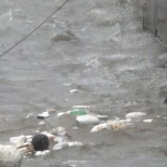 Powerful typhoon Chaba barrels toward Japan