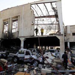 Canada demands probe of Yemen funeral air strike