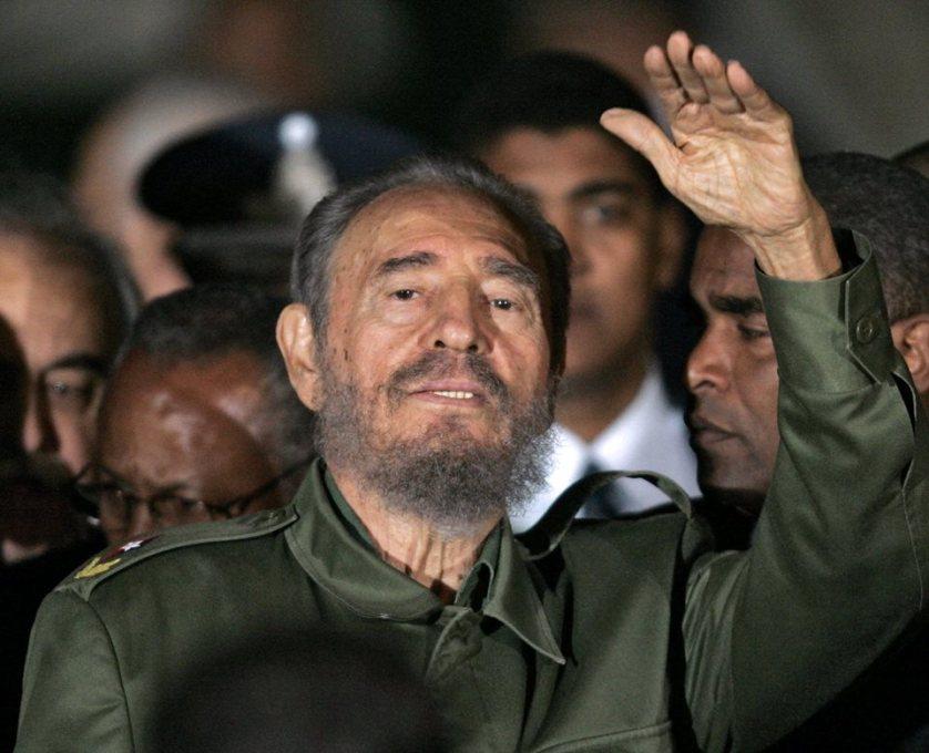 Fidel Comandante en jefe