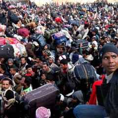 Закат Европы: Либеральное Болото и миграционный кризис