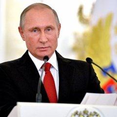 Путин: В Сирии определяется готовность мира объединиться против терроризма