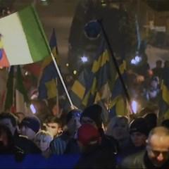 В Италии прошел марш против миграции
