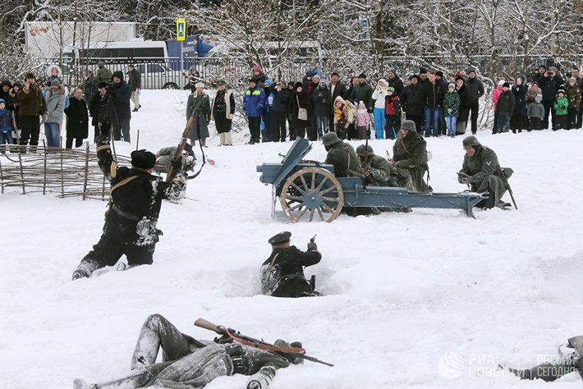 Под Москвой Германия потерпела первое крупное поражение во Второй мировой войне.
