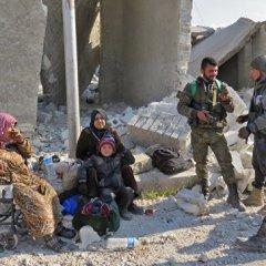 Лавров: все вопросы по выводу боевиков из Алеппо можно было давно решить