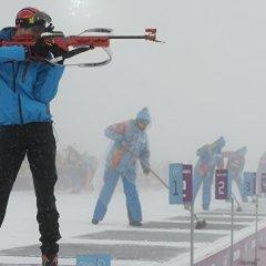 Бьёрндален вступился за российских биатлонистов