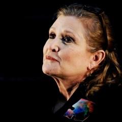 Кэрри Фишер успела завершить съемки в новом эпизоде «Звездных войн»