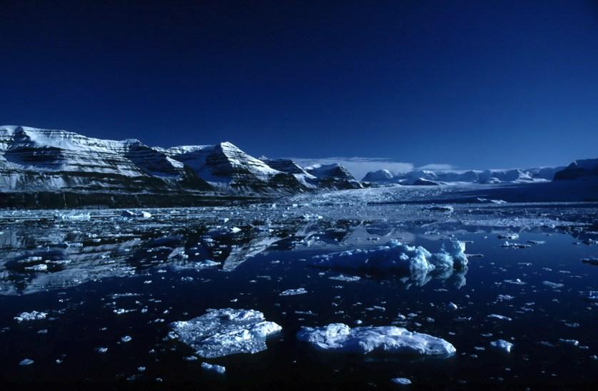 Эксперт: потепление в Арктике продолжится до 2050 года, несмотря на сокращение выбросов