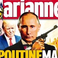 Marianne: Путиномания — почему Путин сводит всех их с ума?