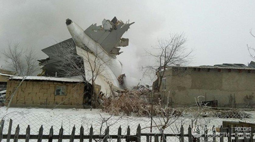 Госпитализированы 11 жителей дачного поселка, пострадавших в результате крушения самолета.