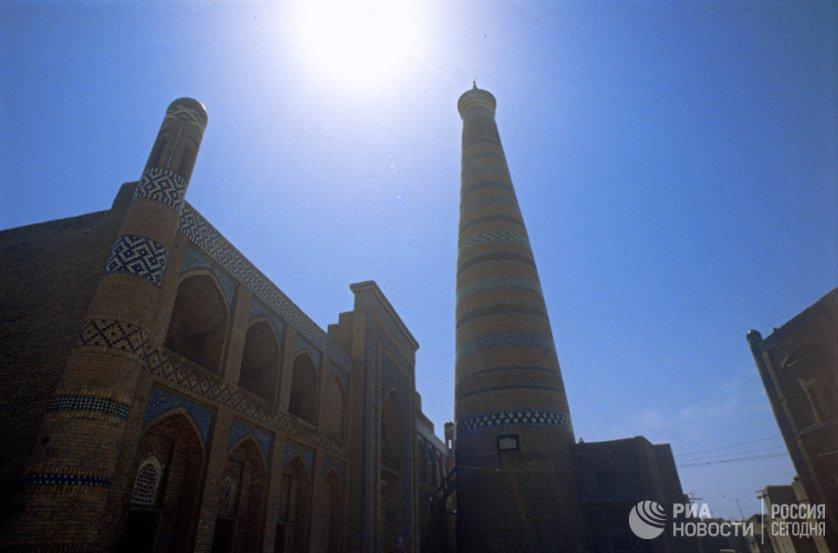 Хива, Узбекистан.
