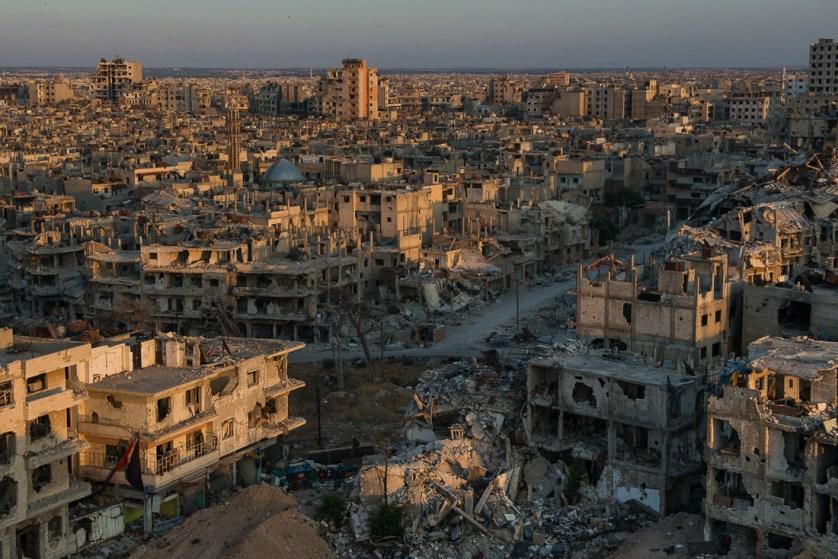 Сирийская армия освободила от ИГ обширную территорию в провинции Хомс