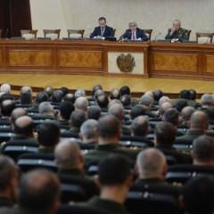 Серж Саргсян: Союз с Россией — важнейший элемент безопасности Армении