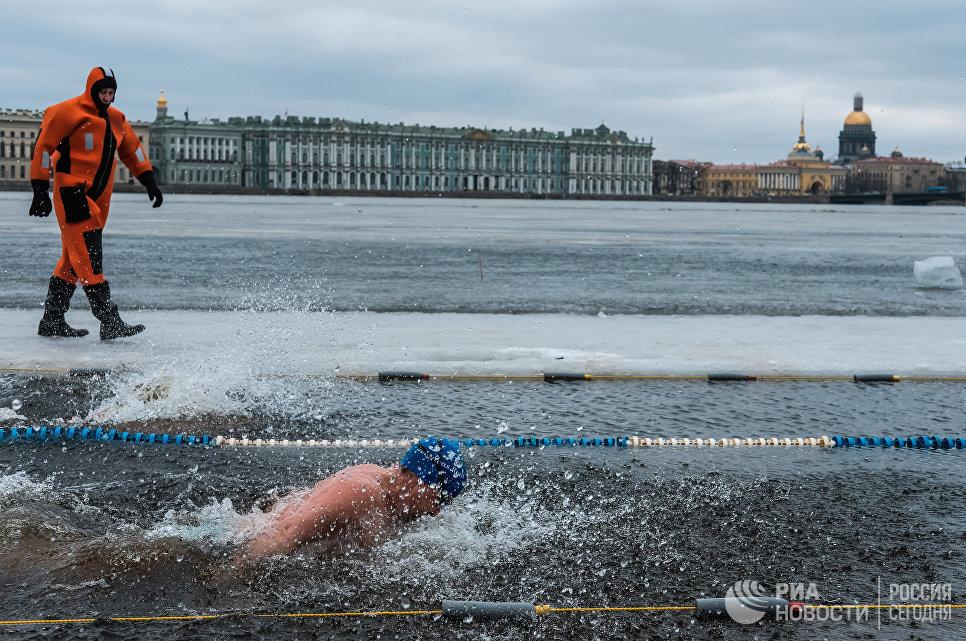 Организаторы рассчитывают, что это мероприятие позволит возродить традиции зимнего плавания и закаливания в Санкт-Петербурге.