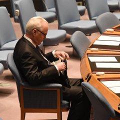 На Генеральной Ассамблее ООН почтили память Виталия Чуркина