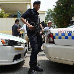 Полиция оцепила здание посольства КНДР в Куала-Лумпуре