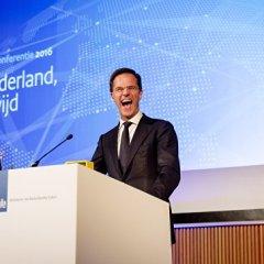 На выборах в Нидерландах лидирует партия премьер-министра Рютте