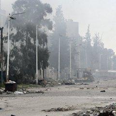 Боевики обстреляли подконтрольный сирийской армии восточный район Дамаска