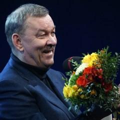 Генеральный директор Большого театра Владимир Урин отмечает 70-летний юбилей