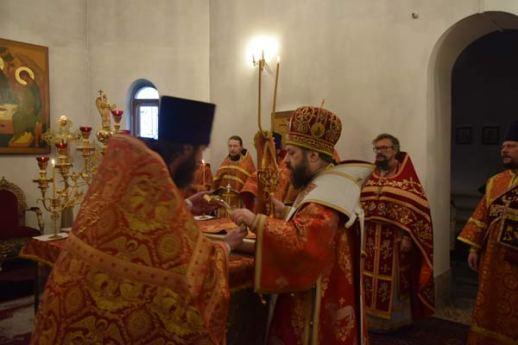 Представитель Патриарха Московского и всея Руси при Патриархе Антиохийском посетил Абаканскую епархию