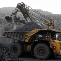 Ukrainian Energy Ministry proposes banning import of Russian coal