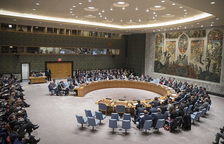 UN Security Council fails to condemn North Korea's missile test